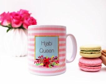 Hijab Queen Islamic Mug