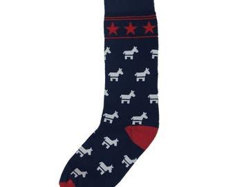 Sock 101 - The Left Wing Democratic Political Sock