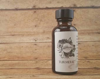 Turmeric : Tincture / Simple / Herbal Liquid Extract / Herbal Medicine