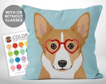Corgi | Dog Pillow | Stuffed Dog Pillows | Fiance Gift Idea | Girlfriend Gift | Wife Gift | Dog Lover Gift | Pet Loss Gift