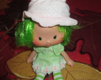 Strawberry Shortcake Lime Chiffon, American Greetings Doll 1979