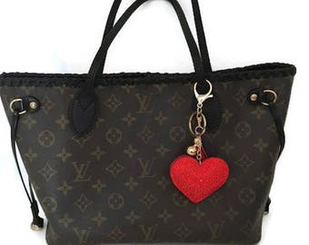 Louis Vuitton Neverfull  Dyed Black, sealed and top laced, ~Date Code in bag. Can order Neverfull PM or MM!  sales help animal rescue