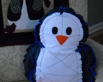 Stuffed Penguin