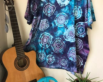 Adult 4XL Tie Dye T-shirt