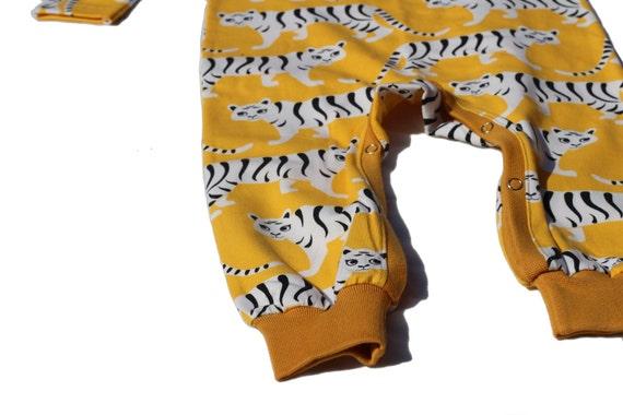 Not Lion Organic Cotton Onesie Romper Sleepsuit