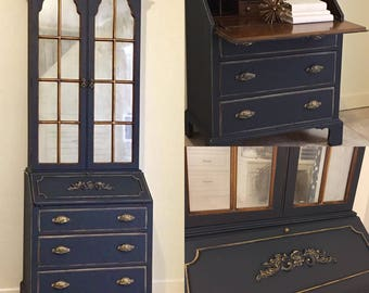 Gorgeous secretary desk