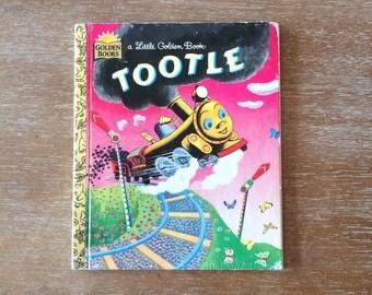 Little Golden Book Tootle