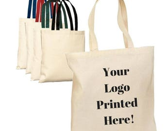 Custom Printed Tote Bag!