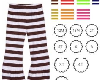 Girl Ruffle Pants