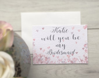 Will You Be Card,Bridesmaid Card,Bridesmaid Invite Card,Will You be My Bridesmaid Card,Bridesmaid Invite,Will You Be Card,Bridesmaid Wedding