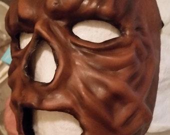 Pablo's Necronomicon Mask from Ash Vs. Evil Dead