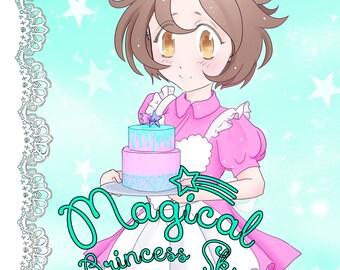 Magical Princess Sky Volume 4 - original manga