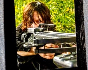 Daryl Dixon Keychain Walking Dead Keychain Gift for Walking