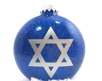 Star of David - Hanukkah Gift - Religious Gift - Hanukkah Ornament - Gifts Under 20