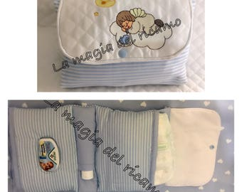 Door gear for baby