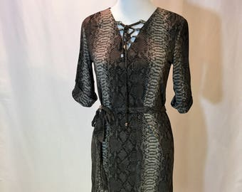Michael Kors dress snake size S/P by Dorila Clothes