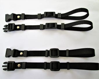 Extra Camera Strap Connectors for West Coast Weave, Quick Release Camera Straps