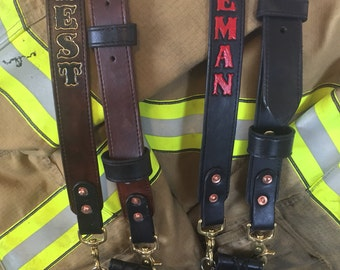 Radiostrap strap, holster and anti-sway strap combo