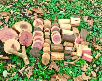 XL Tree Block Set 55pc- Shipping Included