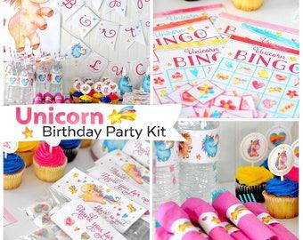 Birthday kit Etsy