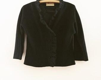 Gorgeous Vintage 100% Wool jacket