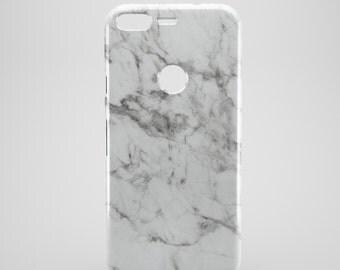 white Marble google pixel case, google pixel XL case, google Pixel phone Case, cool google pixel cases, cell case