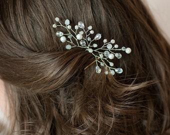 Pearl Hair Pins Bridal Hair Pieces Baby S Breath Hair