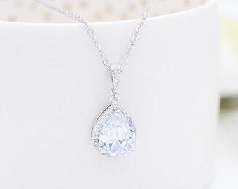 collier cristal