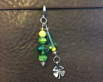 St. Patrick's Day Planner Charm