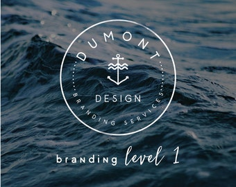 Logo Design - Branding Package - Branding Kit - Logo Design Custom - Graphic Design - Custom Logo Design - Business Cards - Custom Banner