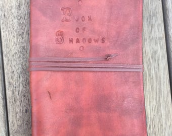 Book of Shadows A5 Leather Journal