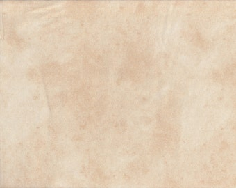 Flannel Per Yd - Cream/Tan Tonal - PB Textiles - High Quality