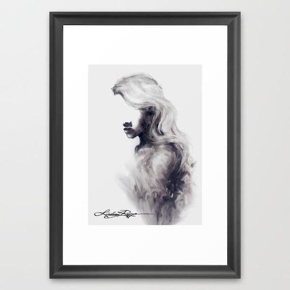 Cognitive Dissonance - Framed Paper Print