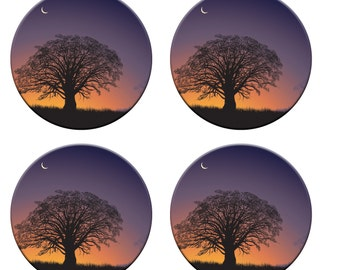 A pack of 4 sunset in savannah Pattern weights Ideal for weighing down patterns on delicate fabrics no need for pins