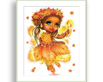 African American Fairy Etsy