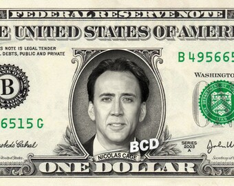 "Shop ""nicolas cage"" in Collectibles"