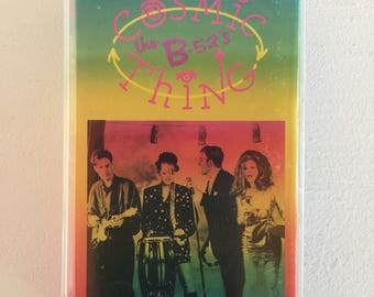The B-52s Cosmic Thing Cassette Tape