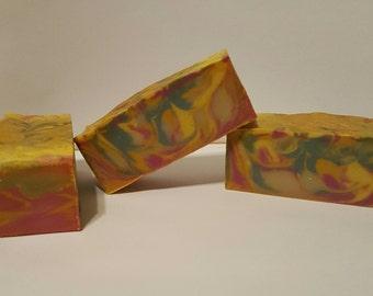 Golden Sunrise Face & Body Soap