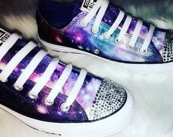 Customized Women's Converse Shoes