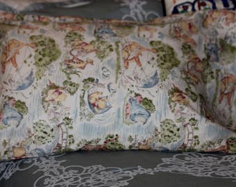 Winnie The Pooh Pillow case  100% Cotton Kids Childs