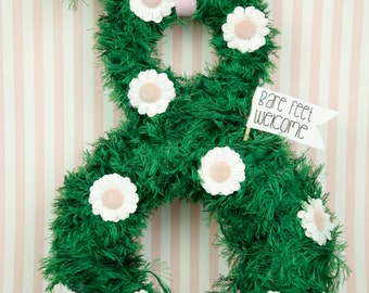 Easter Rabbit Wreath