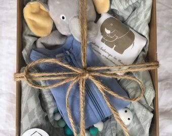 Organic Baby Basics Box