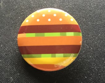 McDonald's Button Big Mac