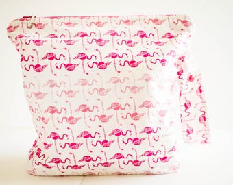 Flamingo Wet Bag