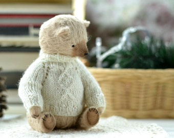 Teddy Bear Pavel Toy Stuffed Animal 5.5 inches to order
