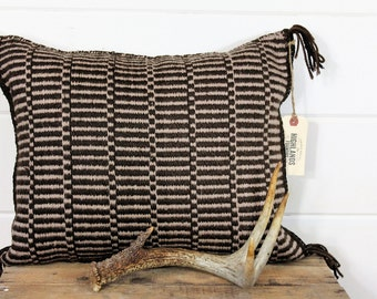 Southwestern Wool Pillow Cover