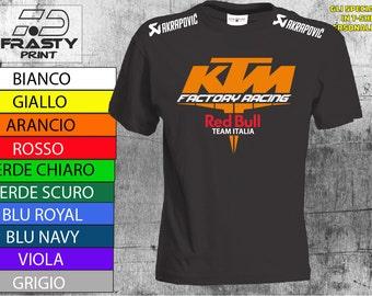 T-186 RED BULL KTM FACTORY t-shirt