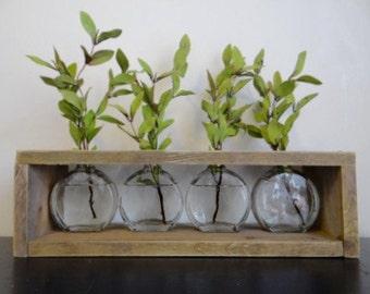 Vases in Wood