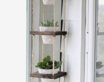 Wall Hanging Planters// Hanging Plants