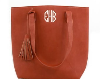 Luxe Shoulder Tote
